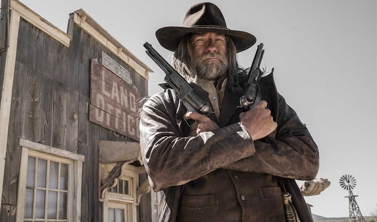 Podcast #63 – Graham McTavish and Preacher