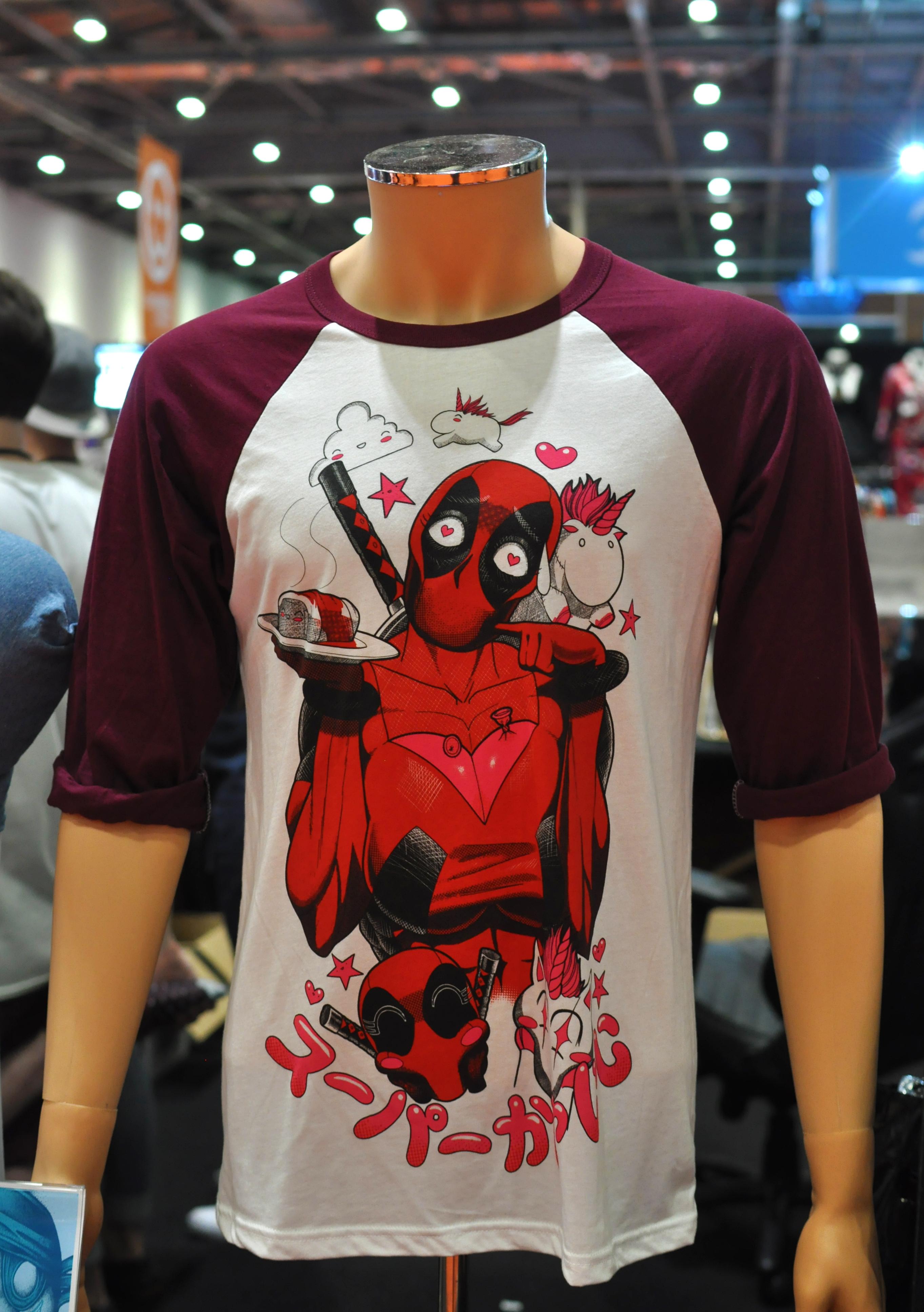Deadpoolshirt