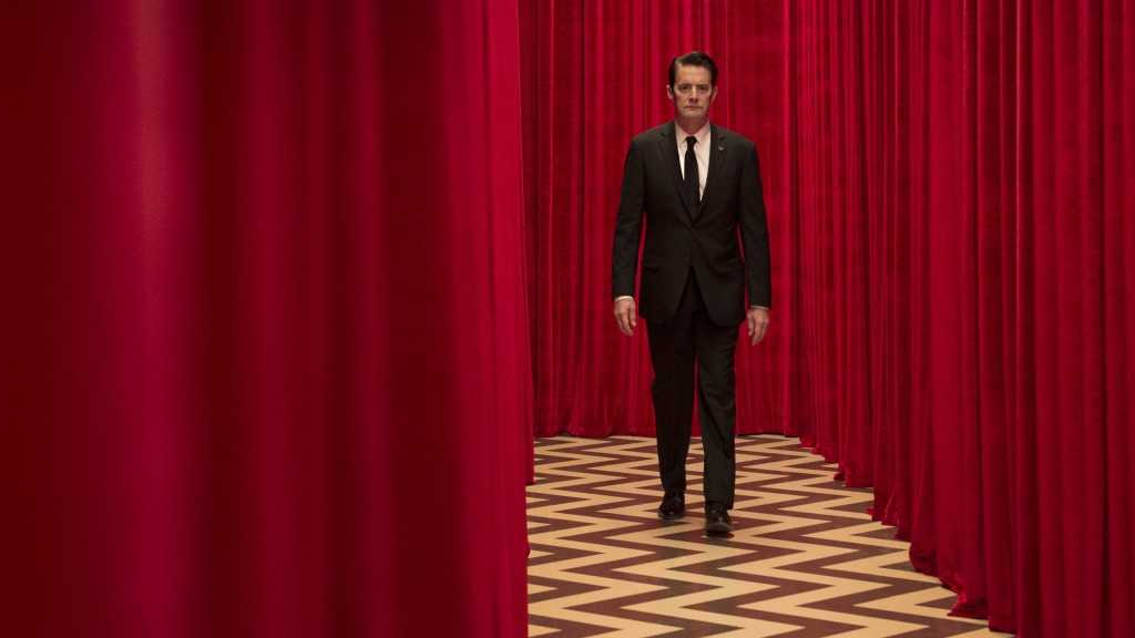 Kyle MacLachlan plays FBI Agent Dale Cooper in Showtime's Twin Peaks: The Return.