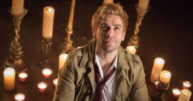 Interview: Matt Ryan on Constantine, accents and the comics