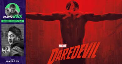 Podcast #94 – Daredevil Season 3 and James Chen
