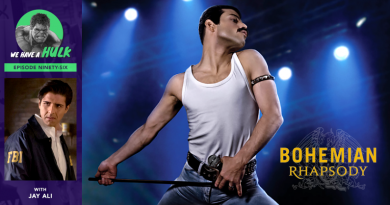 Episode #96 – Bohemian Rhapsody Review + Interview with Daredevil's Jay Ali