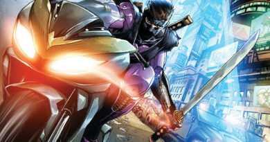Comic Book Review: Ninja-K #12