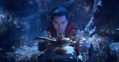 Disney release the first live-action Aladdin teaser trailer