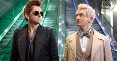 First Good Omens trailer released at NYCC 2018