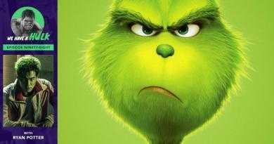 Episode #98 – The Grinch Review + Interview with DC Titans' Beast Boy – Ryan Potter