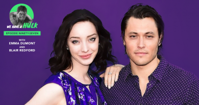 Episode #97 – Emma Dumont and Blair Redford The Gifted Interview Special