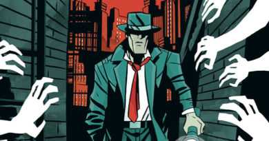 Comic Book Review: Midnight Mystery #1