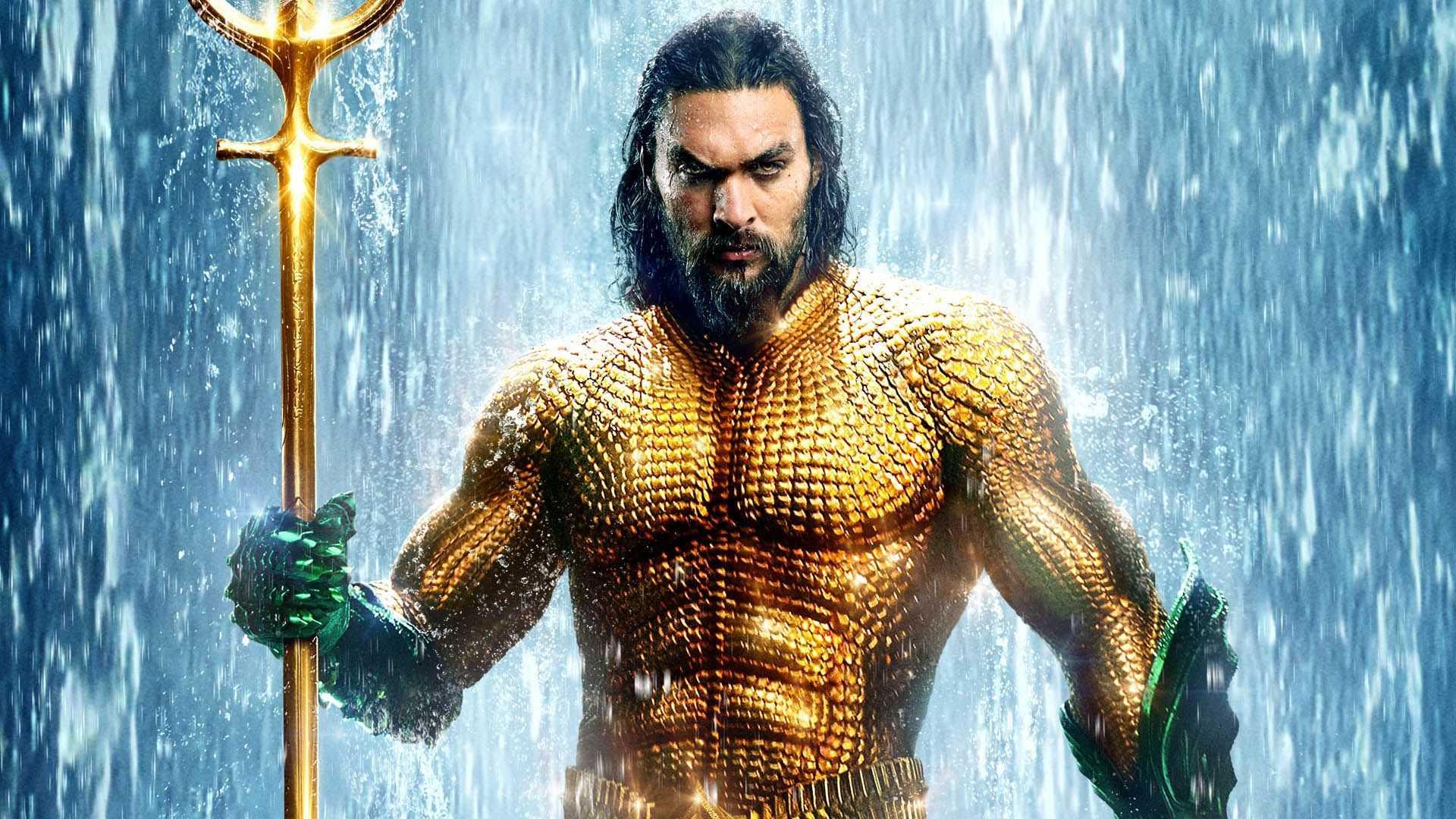 Director James Wan reveals 'Aquaman 2' title