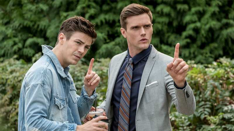 Interview: Hartley Sawyer on the second half of The Flash