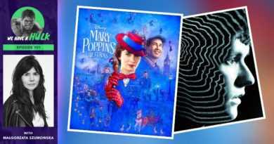 Episode #101 – Bandersnatch + Mary Poppins Returns Reviews + Interview with director Małgorzata Szumowska