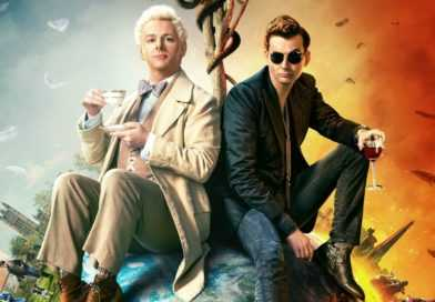 Amazon Prime Video releases brand new 'Good Omens' behind-the-scenes featurette