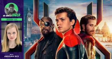 Episode #114 – Spider-Man: Far From Home + Angourie Rice