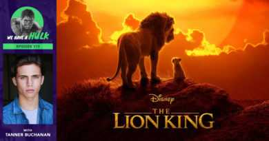 Episode #115 – The Lion King + Tanner Buchanan