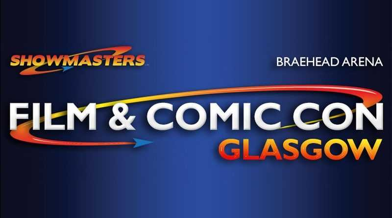 Showmasters Film and Comic Con Glasgow 2019 Review