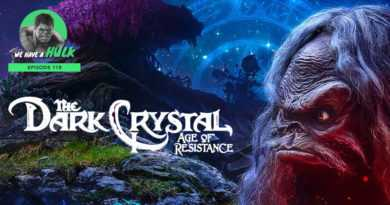 Episode #118 – The Dark Crystal: Age of Resistance