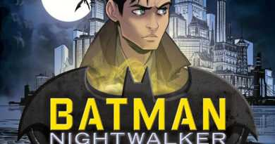 Batman: Nightwalker Review