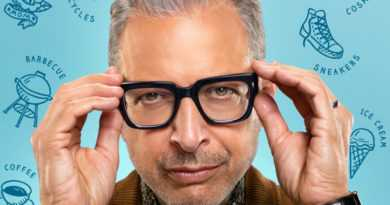 The World According to Jeff Goldblum Review