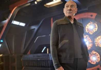 The Road to 'Picard' – Meet the main new characters of the series.