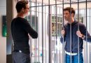Barry is behind bars in new 'The Flash' Grodd Friended Me Stills