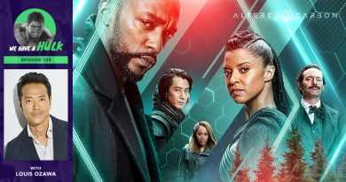 Episode 128 – Altered Carbon S2 review + Hunter's Louis Ozawa