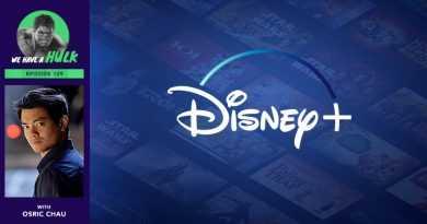 Episode 129 – Disney+ Review + Supernatural's Osric Chau