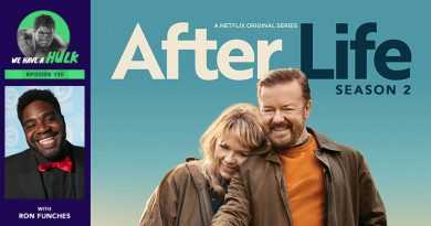 Episode 130 – After Life Season 2 + Ron Funches