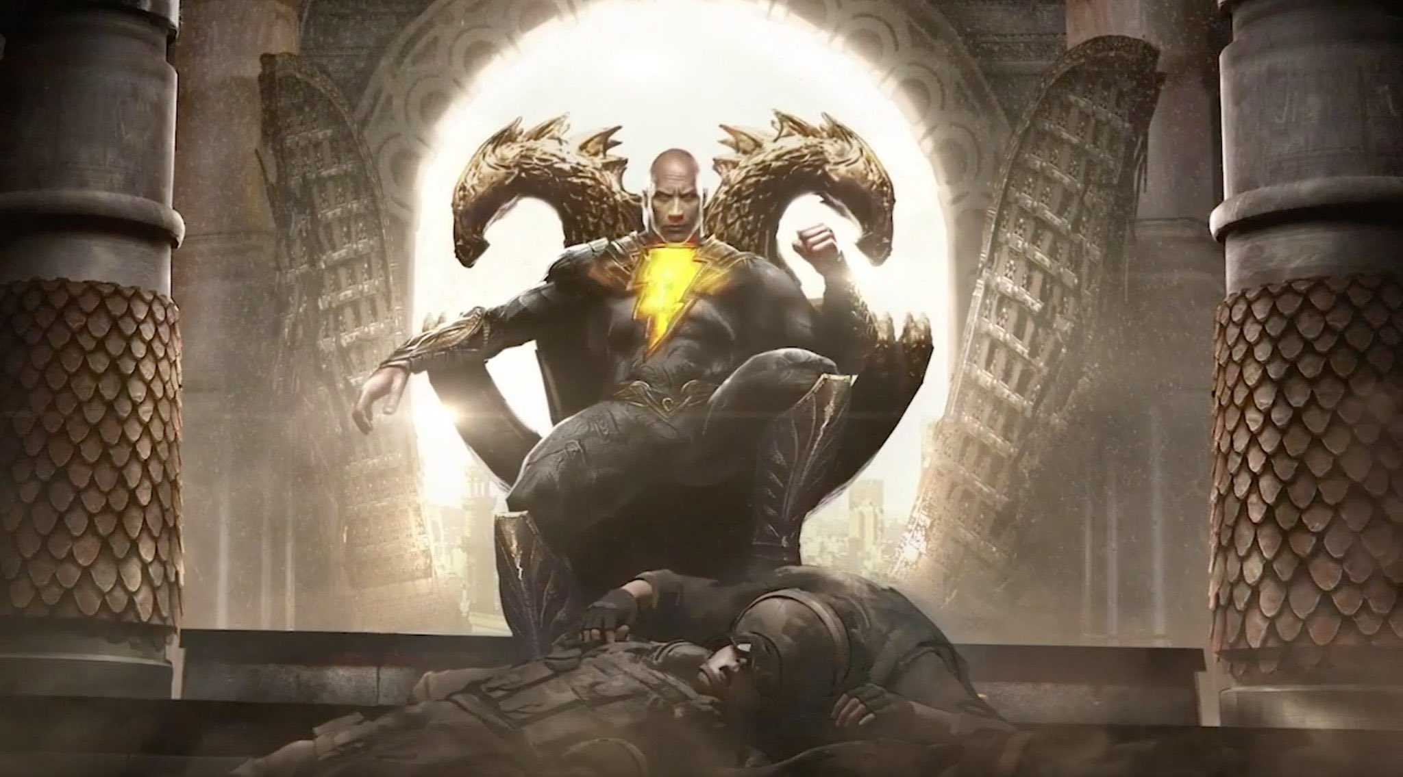 Dwayne Johnson confirms production has finally started on 'Black Adam'