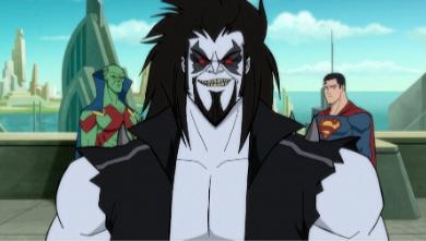 Lobo in Superman: Man of Tomorrow