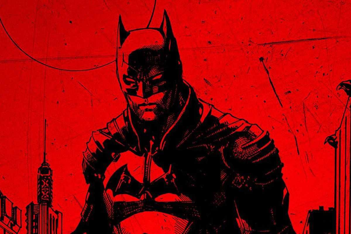 The Batman artwork by Jim Lee
