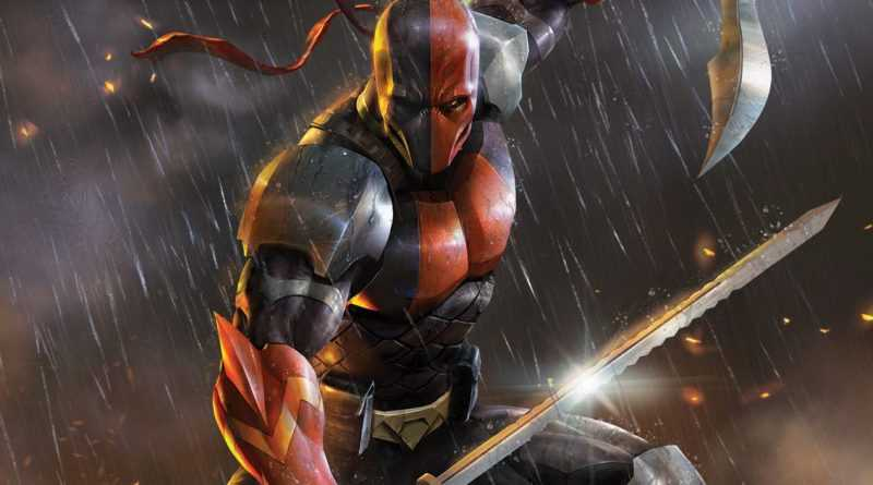 Deathstroke: Knights and Dragons Review
