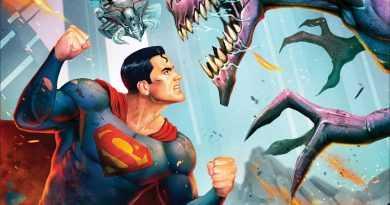 Interview: Superman Man of Tomorrow writer Tim Sheridan