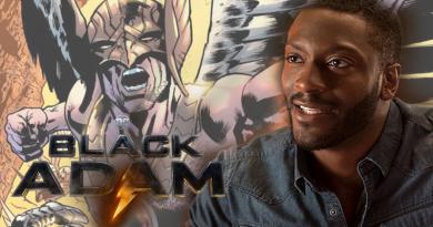 "Aldis Hodge cast as Hawkman in ""Black Adam"""