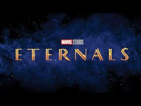 Marvel Studio's Eternals logo