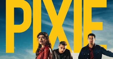 """Paramount unveils two brand new clips from """"Pixie"""""""