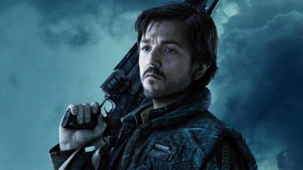 Diego Luna as Cassian Andor in Rogue War