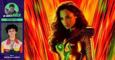 Episode 137 – Wonder Woman 1984 + Nicolas Cantu