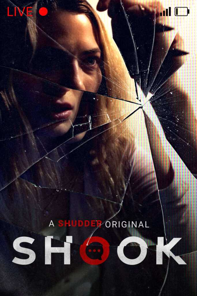 Shook poster featuring actress Daisye Tutor