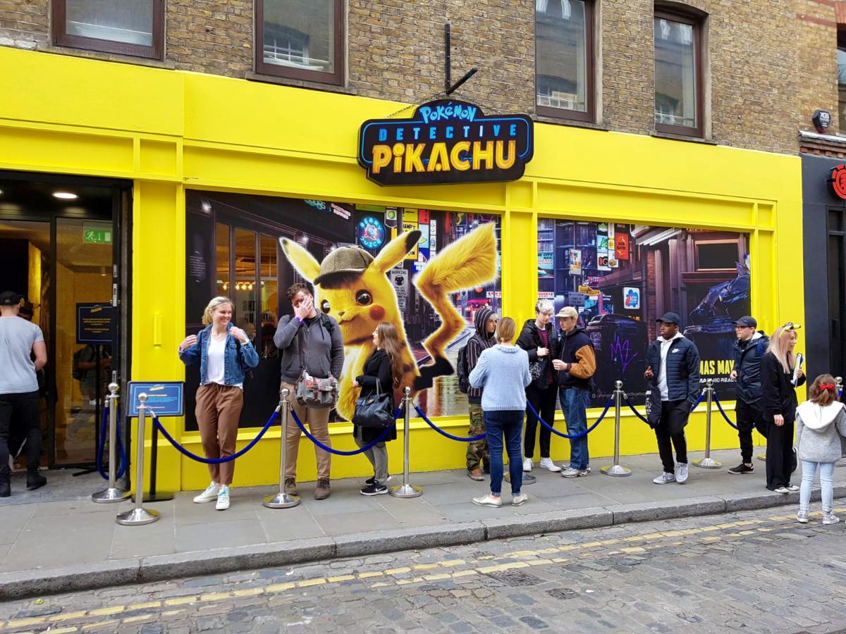 Detctive Pikachu 1
