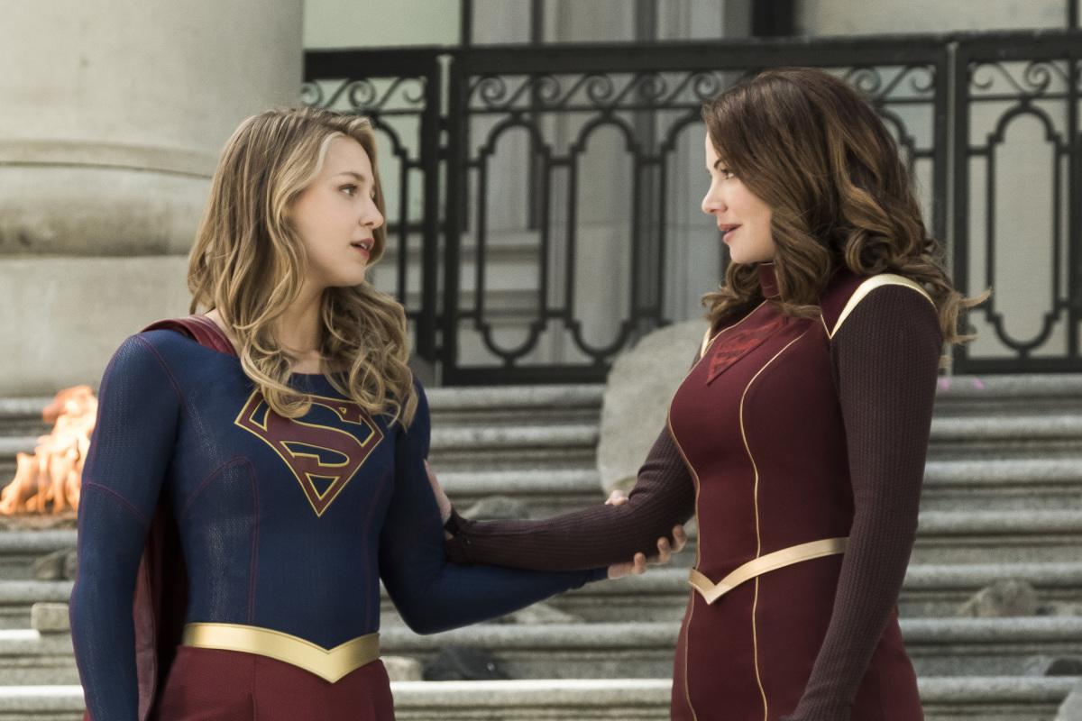 Supergirl Finale 4